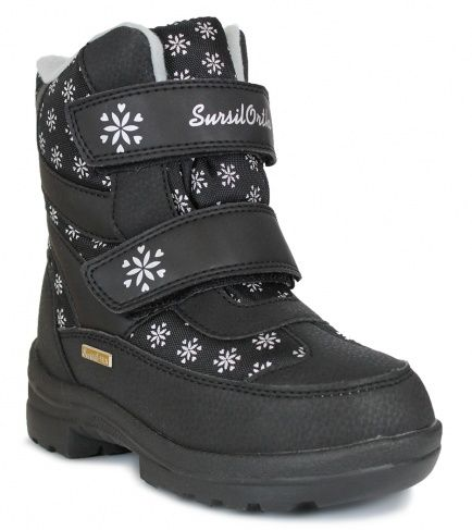 83503da8e Детские ортопедические Ботинки зимние детские для девочек A45-112  Sursil-Ortho фото ...
